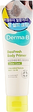 Духи, Парфюмерия, косметика Дезодорирующий праймер для тела - Derma-B DeoFresh Body Primer Odor Care