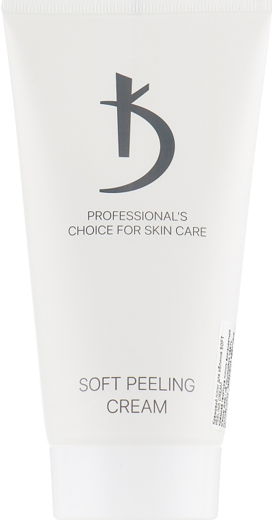 Кремовый пилинг для лица - Kodi Professional Soft Peeling Cream