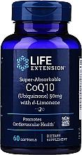 """Духи, Парфюмерия, косметика Пищевая добавка """"Коэнзим Q10 (убихинон + d-лимонен)"""" - Life Extension Super CoQ10"""