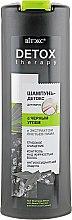 Духи, Парфюмерия, косметика Шампунь-детокс для волос с черным углем - Витэкс Detox Therapy Shampoo