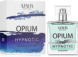 Духи, Парфюмерия, косметика Azalia Parfums Opium Hypnotic Blue - Парфюмированная вода
