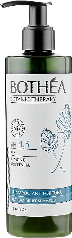 Шампунь от перхоти - Bothea Botanic Therapy Delicate Anti Dandruff Shampoo pH 4.5