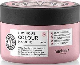 Духи, Парфюмерия, косметика Маска для окрашенных волос - Maria Nila Luminous Color Masque