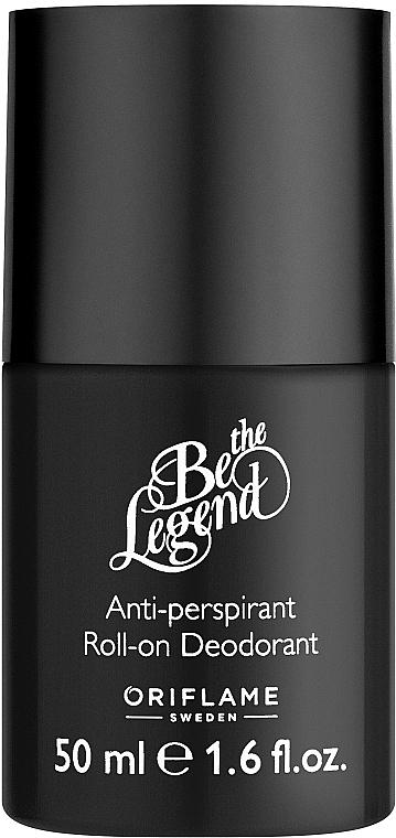 Oriflame Be the Legend - Шариковый дезодорант-антиперспирант