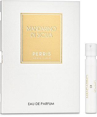 Perris Monte Carlo Mandarino di Sicilia - Парфюмированная вода (пробник) — фото N1