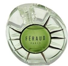Духи, Парфюмерия, косметика Feraud Soleil de Jade - Парфюмированная вода (тестер с крышечкой)