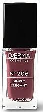 Духи, Парфюмерия, косметика Лак для ногтей - Daerma Cosmetics Nail Lacquer