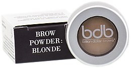 Пудра для бровей - Billion Dollar Brows Brow Powder — фото N2
