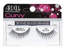 Духи, Парфюмерия, косметика Накладные ресницы - Ardell Curvy Black 410