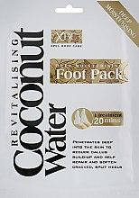 Духи, Парфюмерия, косметика Маска-носочки для кожи ступней - Xpel Marketing Ltd Coconut Water Deep Moisturising Foot Pack