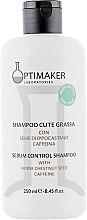 Духи, Парфюмерия, косметика Шампунь для жирных волос - Optima Shampoo Grassi