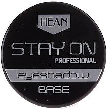 Парфумерія, косметика База під тіні - Hean Stay-On Professional Eyeshadow Base