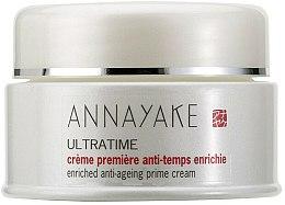 Духи, Парфюмерия, косметика Дневной крем для лица для сухой и чувствительной кожи - Annayake Ultratime Enriched Anti-Ageing Prime Cream (тестер)
