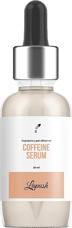 Гиалуроновая сыворотка тонизирующая - Lapush Coffeine Serum