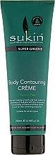 Духи, Парфюмерия, косметика Крем для тела - Sukin Super Greens Body Contouring Creme