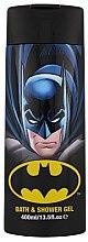 Духи, Парфюмерия, косметика Гель для душа - Corsair Marvel Dc Comics Batman Bath & Shower Gel