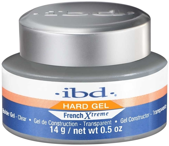 Гель для ногтей прозрачный - IBD French Xtreme Clear Gel — фото N1