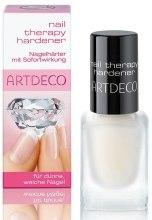 Духи, Парфюмерия, косметика Высокоэффективный специальный лак для моментального укрепления ногтей - Artdeco Nail Therapy Hardener (тестер)