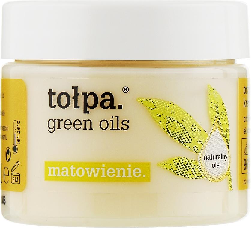 Матирующий крем-гель для лица - Tolpa Green Oils Cream-Gel
