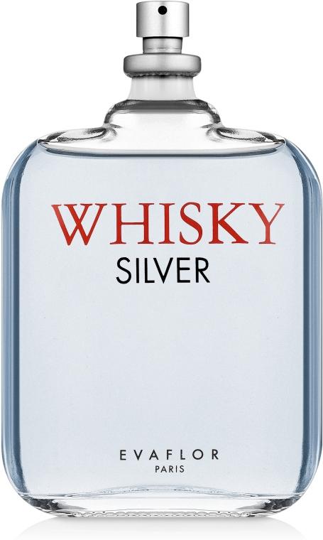 Evaflor Whisky Silver - Туалетная вода (Тестер без крышечки)