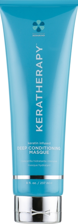 Лечебная маска для сухих и поврежденных волос с кератином - Keratherapy Keratin Infused Deep Conditioning Masque