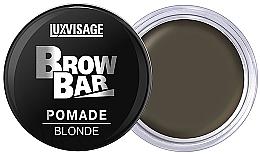 Духи, Парфюмерия, косметика Помадка для бровей - Luxvisage Brow Bar Pomade