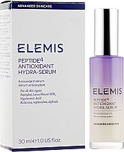 Духи, Парфюмерия, косметика Антиоксидантная увлажняющая сыворотка - Elemis Peptide4 Antioxidant Hydra-Serum