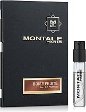 Духи, Парфюмерия, косметика Montale Boise Fruite - Парфюмированная вода (пробник)