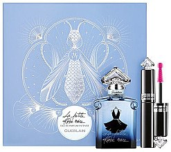 Духи, Парфюмерия, косметика Guerlain La Petite Robe Noire Intense - Набор (edp/50ml + mascara/10ml)