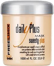 Духи, Парфюмерия, косметика Маска для тонких волос - Freelimix Daily Plus Sweety Plus Mask