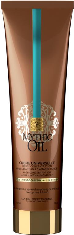 Универсальный питательный крем для всех типов волос - L'Oreal Professionnel Mythic Oil Cream