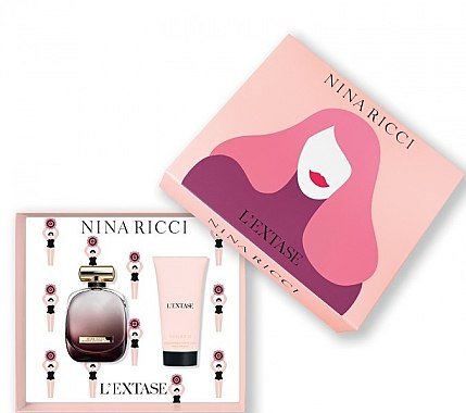 Nina Ricci L'Extase - Набор (edp/50ml + b/lot/75ml)