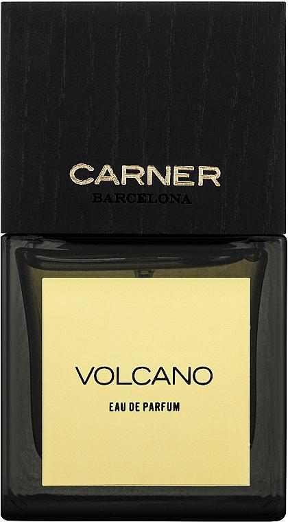 Carner Barcelona Volcano - Парфюмированная вода