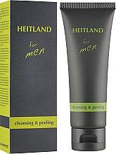 Духи, Парфюмерия, косметика Гель для очищения и пилинга - Rosa Graf Heitland Cleansing & Peeling Gel