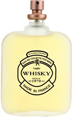 Evaflor Whisky - Туалетная вода (тестер без крышечки)