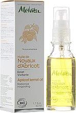 Парфумерія, косметика Олія абрикосових кісточок для обличчя - Melvita Face Care Apricot Kernel Oil