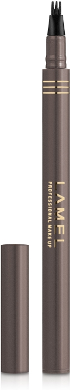 Фломастер для бровей - Lamel Professional Brow Microblading Pen