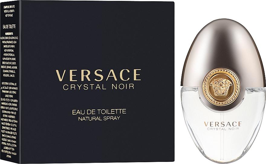 Versace Crystal Noir - Туалетная вода (мини)
