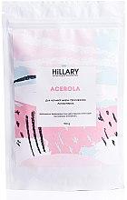 Духи, Парфюмерия, косметика Стимулирующая альгинатная маска с витаминами B, C - Hillary Acerola