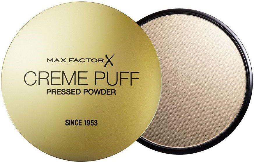 Компактная пудра (версия без спонжа) - Max Factor Creme Puff Pressed Powder