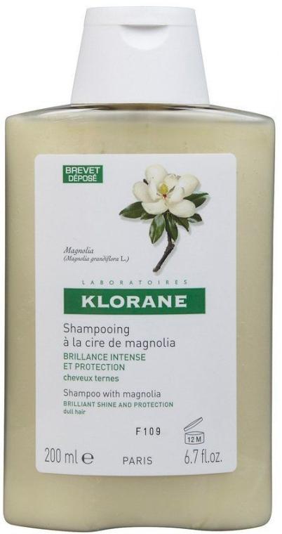 Шампунь с воском Магнолии - Klorane Shampoo with Magnolia