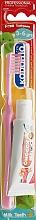 Духи, Парфюмерия, косметика Набор - Kodomo Lion Dental Kids Set (toothpaste/6ml + toothbrush)