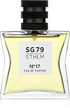 Духи, Парфюмерия, косметика SG79 STHLM №17 - Парфюмированная вода (тестер с крышечкой)