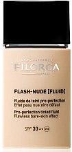Духи, Парфюмерия, косметика Тональный флюид - Filorga Flash Nude SPF 30