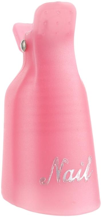 Клипсы для снятия гель-лака, розовые - Avenir Cosmetics