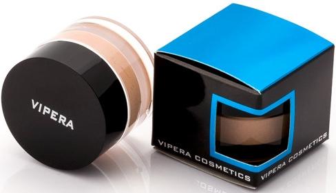Тональный мусс для лица и тела - Vipera Smart Mousse