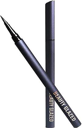 Подводка-фломастер для глаз - Beauty Glazed Waterproof Eyeliner Pen