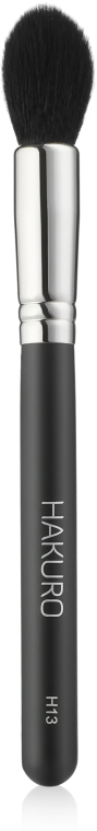 Кисть для бронзера, H13 - Hakuro Professional