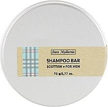 Духи, Парфюмерия, косметика Твердый шампунь для мужчин - Stara Mydlarnia Scottish Shampoo Bar for Men