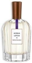 Духи, Парфюмерия, косметика Molinard Acqua Lotus - Парфюмированная вода
